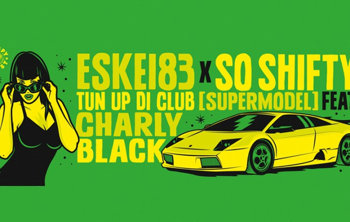Tun Up Di Club by ESKEI83 & So Shifty on Crispy Crust Records