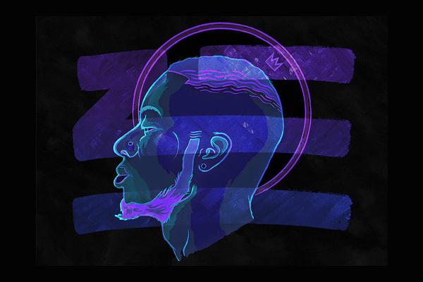 ZHU_GoldLink_Paradise_Awaits_Crispy_Crust_Records