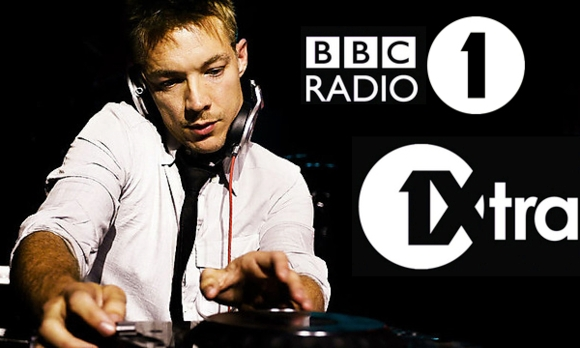 Diplo kicks off 2015 on BBC Radio 1Extra (Source: maddecent.com)