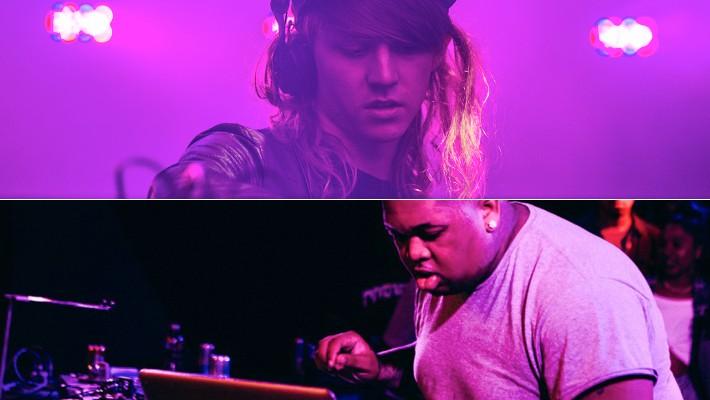 Cashmere Cat & DJ Mustard – Ice Rink on Crispy Crust Records (Source: okayfuture.com, rbmaradio.com)