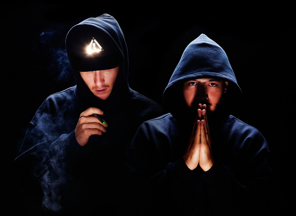 Flosstradamus blessed the crowd at The Lab LA with their usual flossiness (Source: lollapalooza.com)