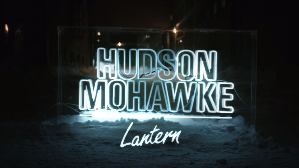 Hudson Mohawke's new album, Lantern, is expected on Warp Records in June (Source: Warp Records)