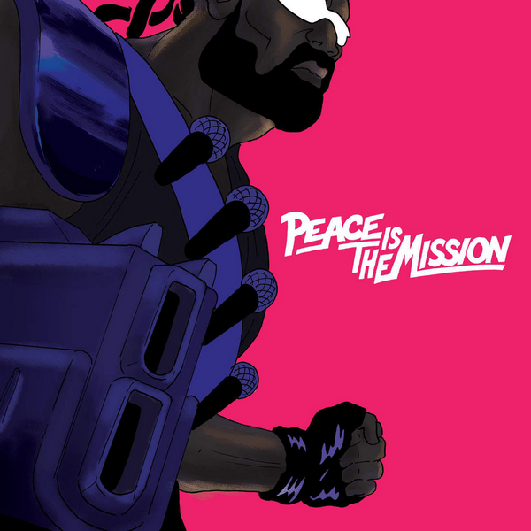Major lazer's third album Peace is the mission is expected in early June