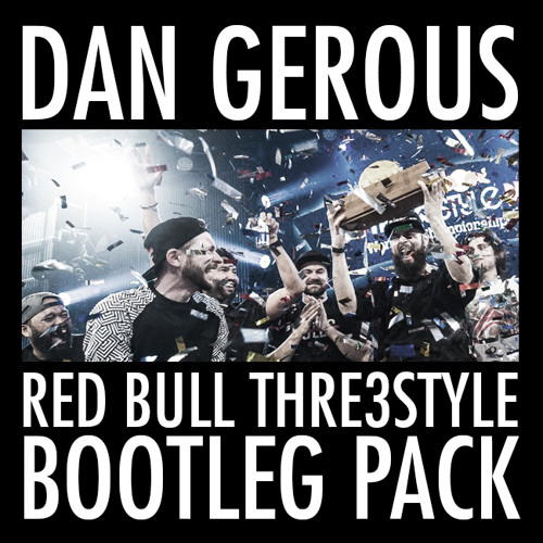 Dan Gerous' Red Bull Thre3style Bootleg Pack gives you a pretty good idea of the Munich based producer's unique style