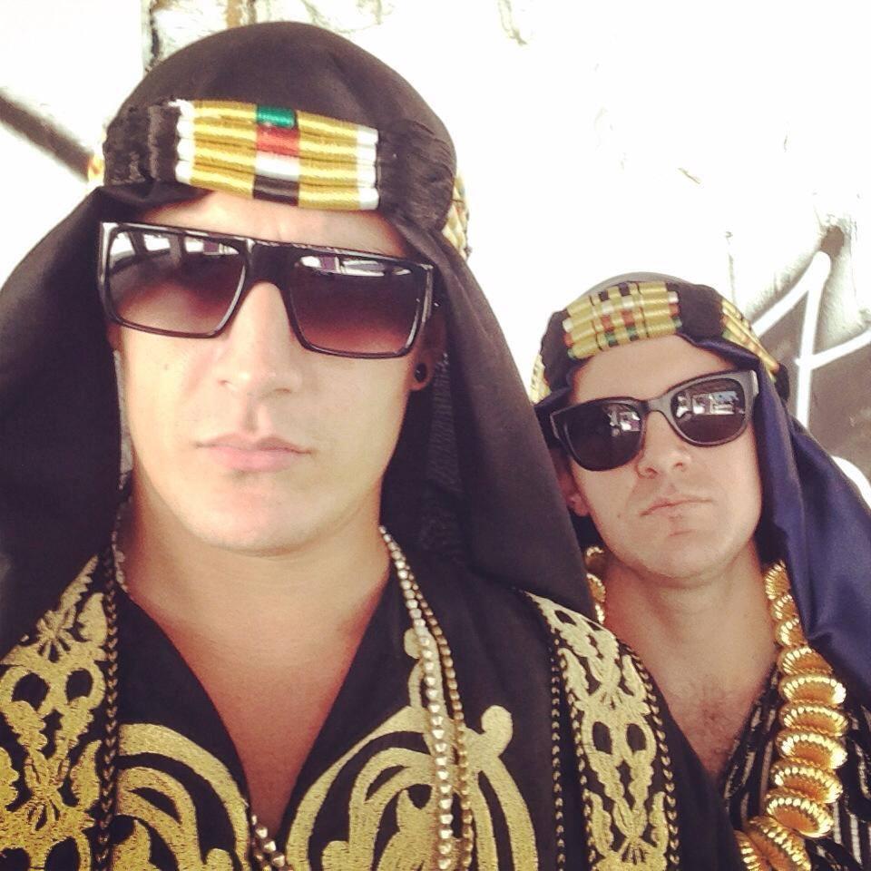 DJ Snake and Dillon Francis