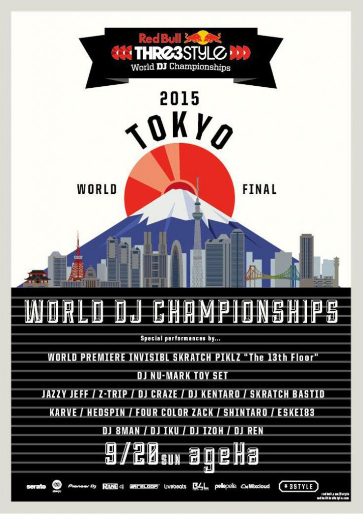 Crispy Crust's very own Eskei83 is going to turn up at the finals – not as competition though