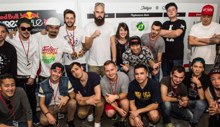 Red Bull Thre3style Championship 2015 Finalists (Picture: Red Bull)