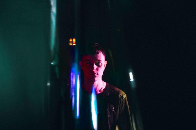 Rustie has a thing for lavish synths, preferably chopped