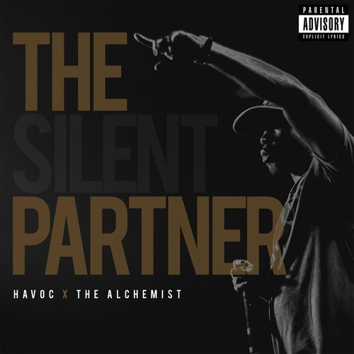 The Silent Partner drops on May 20 on Babygrande Records.