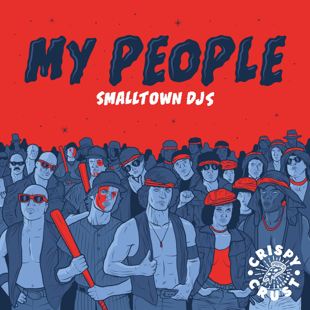 Smalltown DJs today release their My People EP on CCR