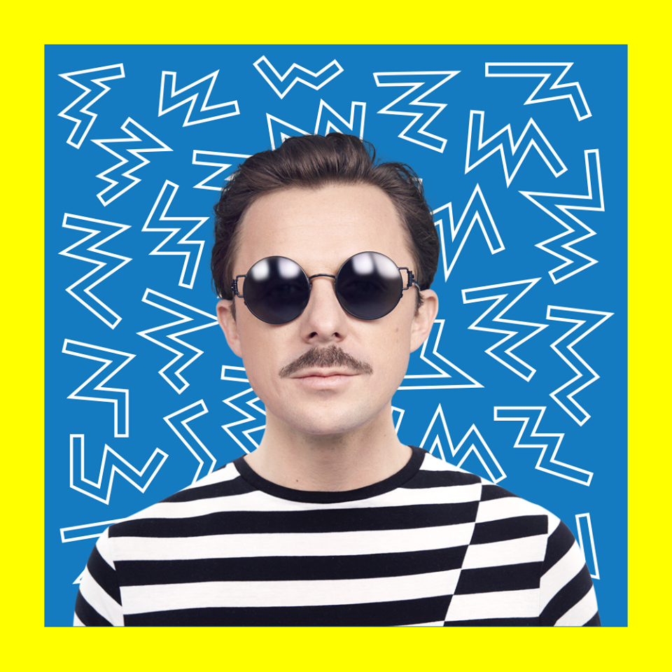Martin Solveig did a good job on Flume's Never Be Like You