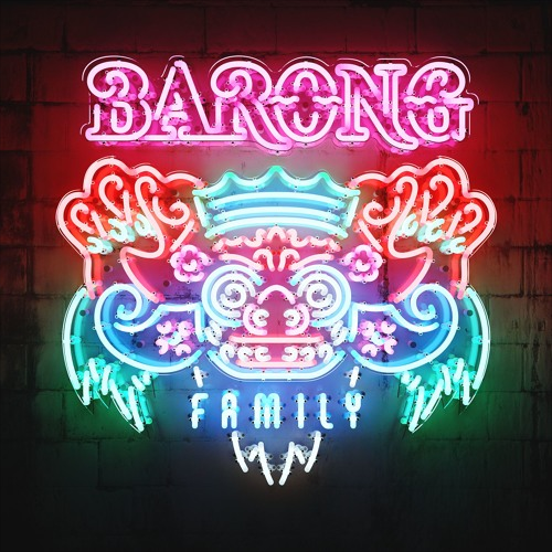 The Barong Family album is out now. And it comes as a free download.