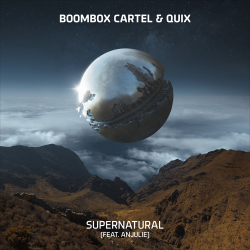 Supernatural is out now on Mad Decent.
